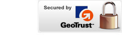 Secured by GeoTrust®