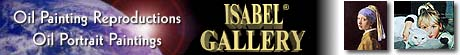 IsabelDeco - High Quality Oil Reproductions of Masterpiece